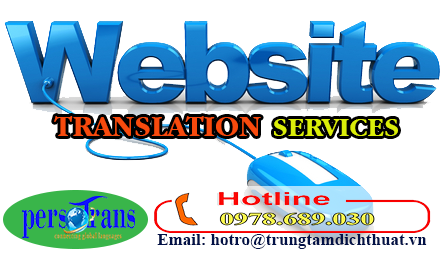 dịch nội dung website chất lượng