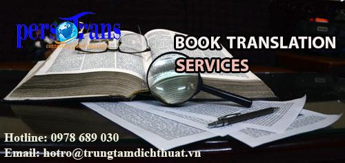 dịch sách nước ngoài