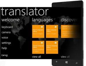 phần mềm dịch thuật đa năng