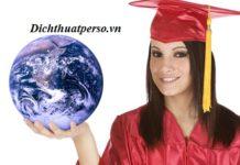 Dịch thuật sách báo và tài liệu