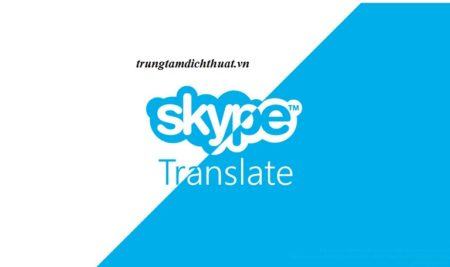 Đăng ký sử dụng tính năng phiên dịch mới của skype