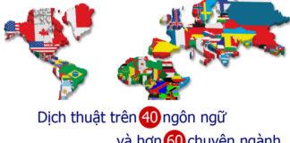Chuyên dịch và công chứng tài liệu tiếng Tây Ban nha