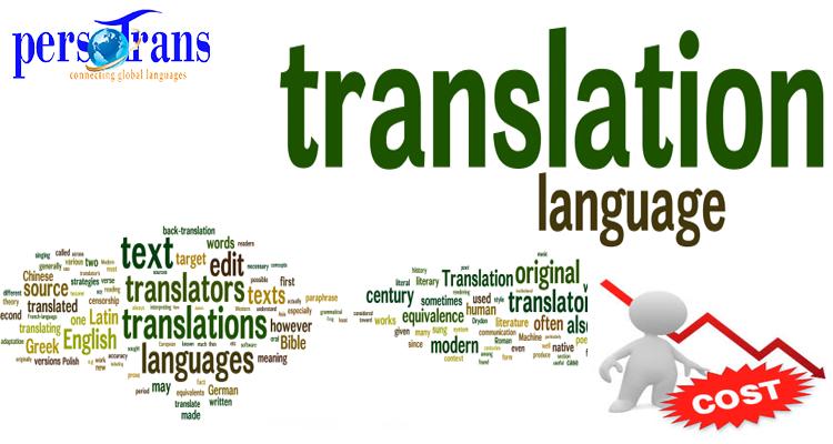 Bảng giá dịch thuật tiếng Anh