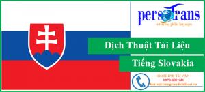 dịch thuật tiếng slovakia