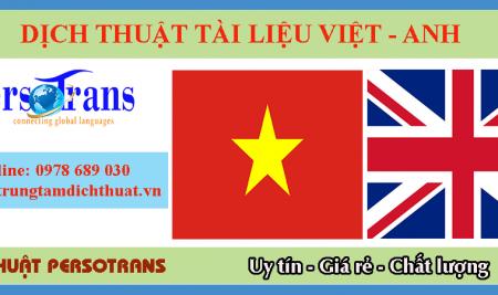 Dịch Thuật Việt Anh Dịch Thuật Tài Liệu Văn Bản Việt Anh Uy Tín Giá Rẻ Chất Lượng Tại Hà Nội Tp.Hcm