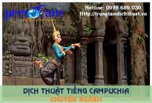 Dịch thuật tiếng Campuchia chuyên ngành có vai trò quan trọng trong việc kết nối ngôn ngữ giữa 2 nước